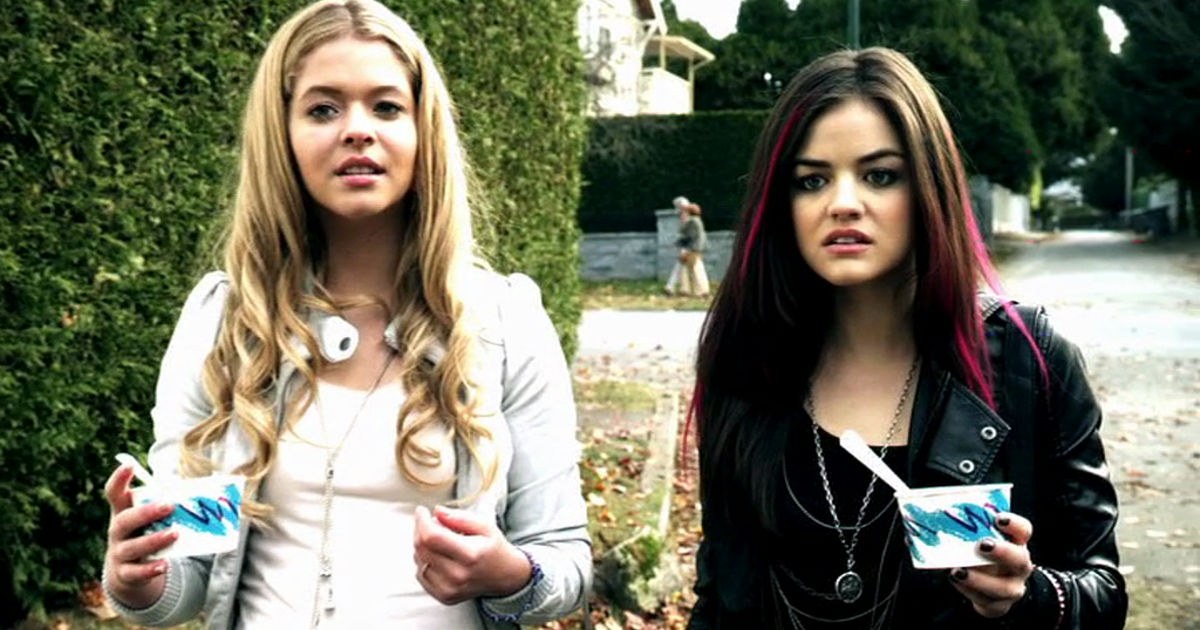 Pretty Little Liars - What A Difference A Year Makes: What Did The Liars Do After Alison Disappeared? - 1008
