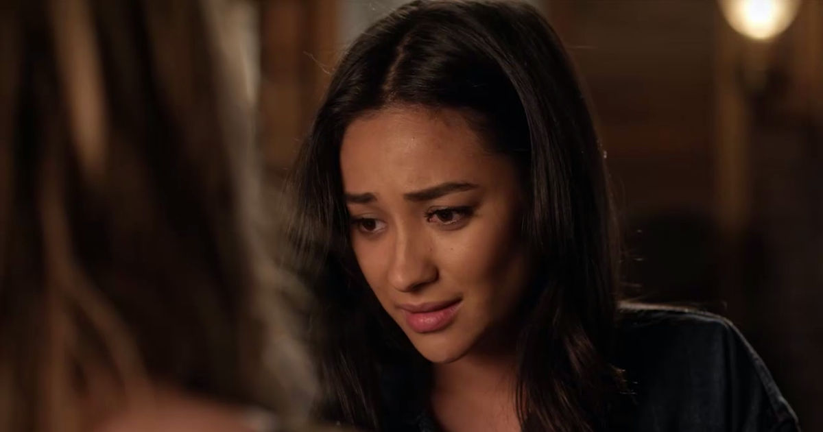 Pretty Little Liars - Catch Up With All The Emison Highs and Lows From Season 7A Right Here!  - 1004