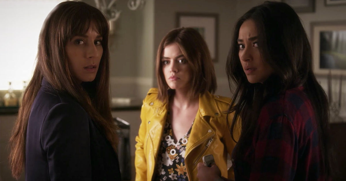 Pretty Little Liars - Catch Up With All The Emison Highs and Lows From Season 7A Right Here!  - 1007