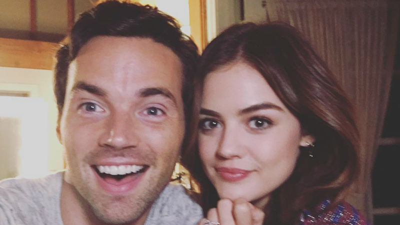 Pretty Little Liars - The Wonderful Ian Harding's Birthday Is Today, So Here's 10 Reasons Why We Love Him! - Thumb