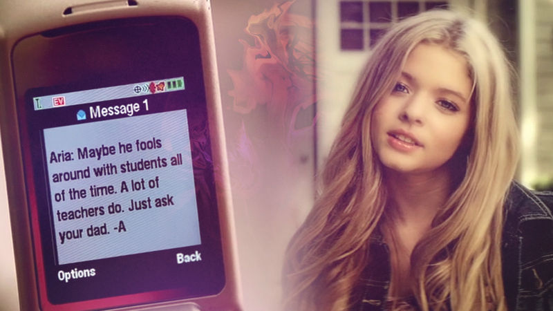 Pretty Little Liars - How Did 'A' Know Everything About The Liars In Season 1?! - Thumb