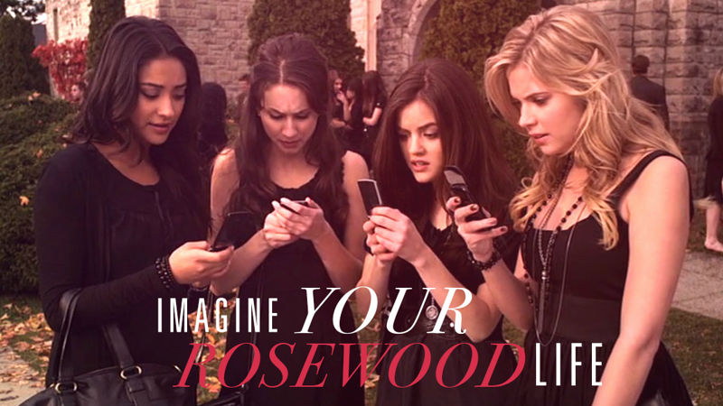 Pretty Little Liars - Which Fantasy PLL Character Would You Be? Take This Quiz To Find Out! - Thumb