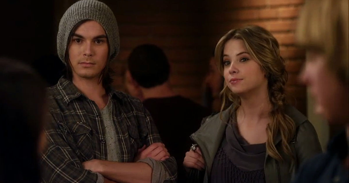 Pretty Little Liars - 10 Times Hanna Was Caleb's TOTAL Savior In Season 1 Of PLL!  - 1003