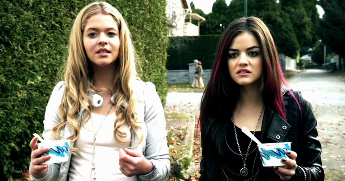 Pretty Little Liars - How Did 'A' Know Everything About The Liars In Season 1?! - 1004