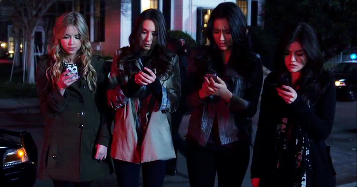 Pretty Little Liars - From Cupcakes To Torture: How A.D. Took The 'A-Game' To A Whole New Level! - 1008