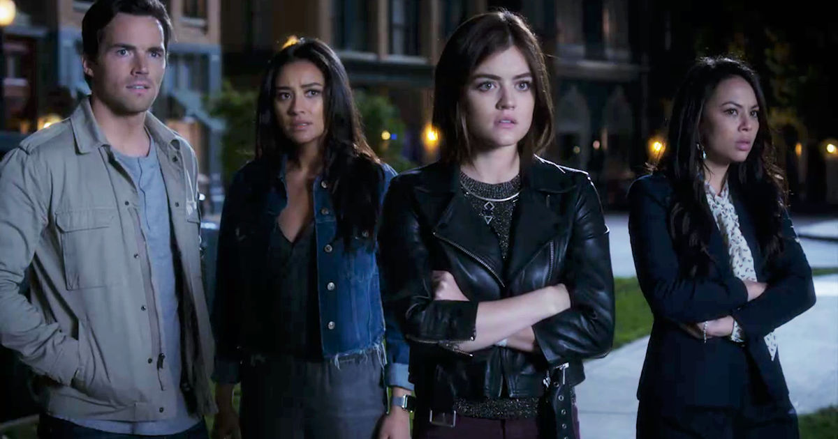 Pretty Little Liars - From Cupcakes To Torture: How A.D. Took The 'A-Game' To A Whole New Level! - 1009