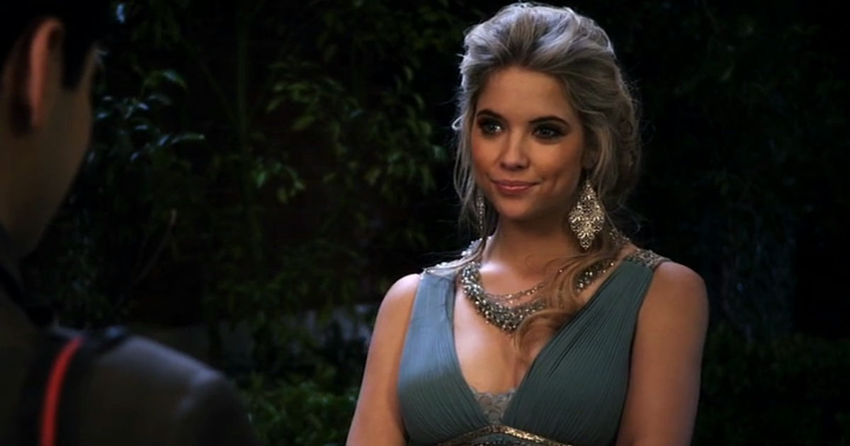 Pretty Little Liars - Lucas And Hanna's Unlikely Friendship Gave Us All The Feels In Season 1!  - 1003