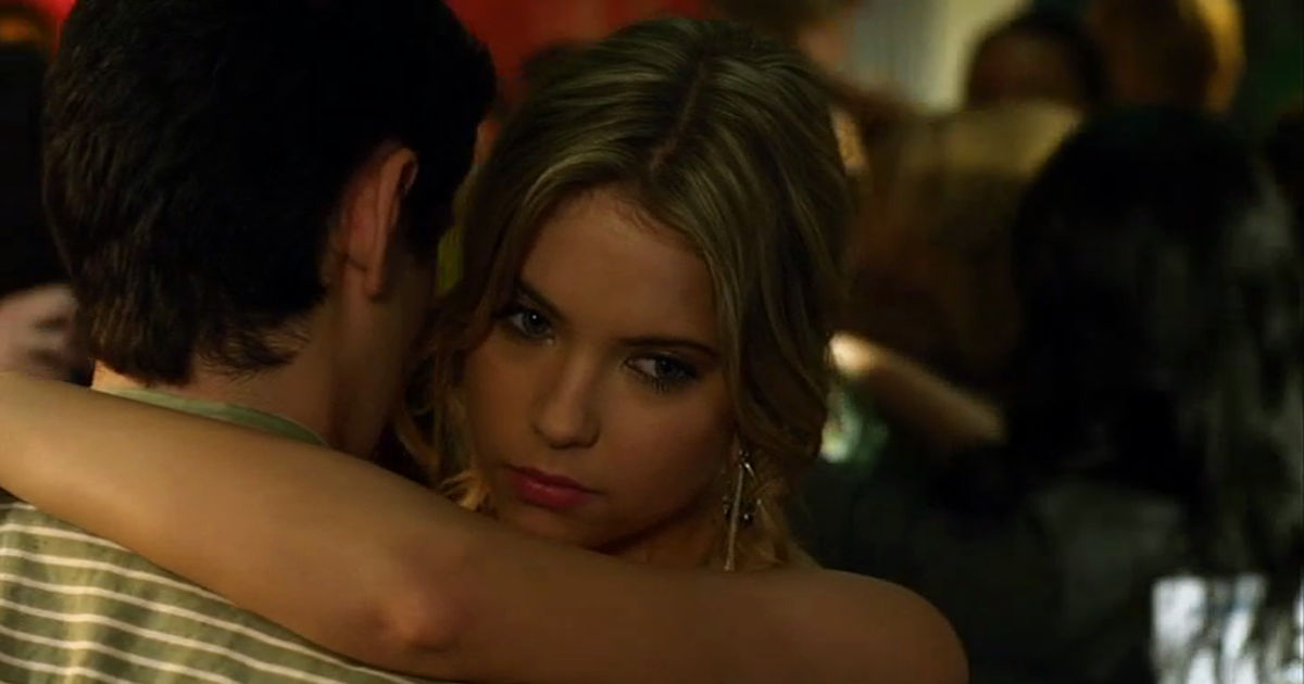 Pretty Little Liars - Lucas And Hanna's Unlikely Friendship Gave Us All The Feels In Season 1!  - 1014
