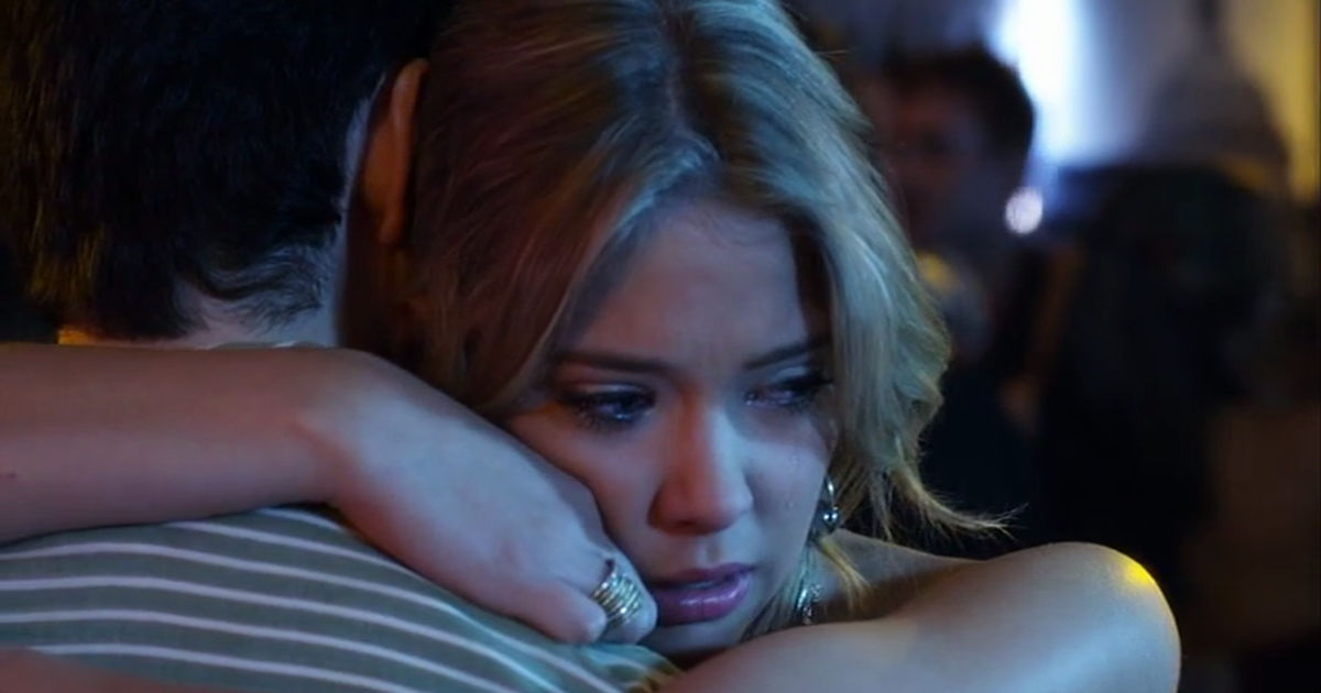 Pretty Little Liars - Lucas And Hanna's Unlikely Friendship Gave Us All The Feels In Season 1!  - 1019