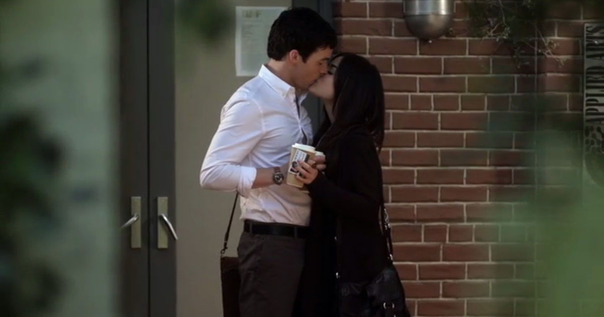 Pretty Little Liars - Nicole Wasn't The Only Ex Of Ezra's To Threaten His Relationship With Aria... - 1004