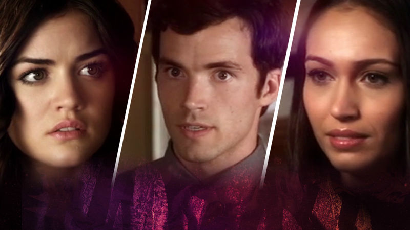 Pretty Little Liars - Nicole Wasn't The Only Ex Of Ezra's To Threaten His Relationship With Aria... - Thumb