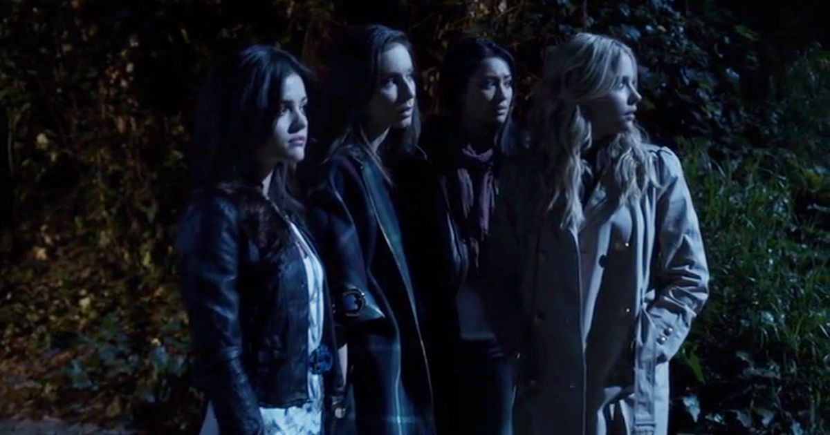 Pretty Little Liars - Remember Jason's Return In Season 2? We All Thought He Was Behind Alison's Murder! - 1007
