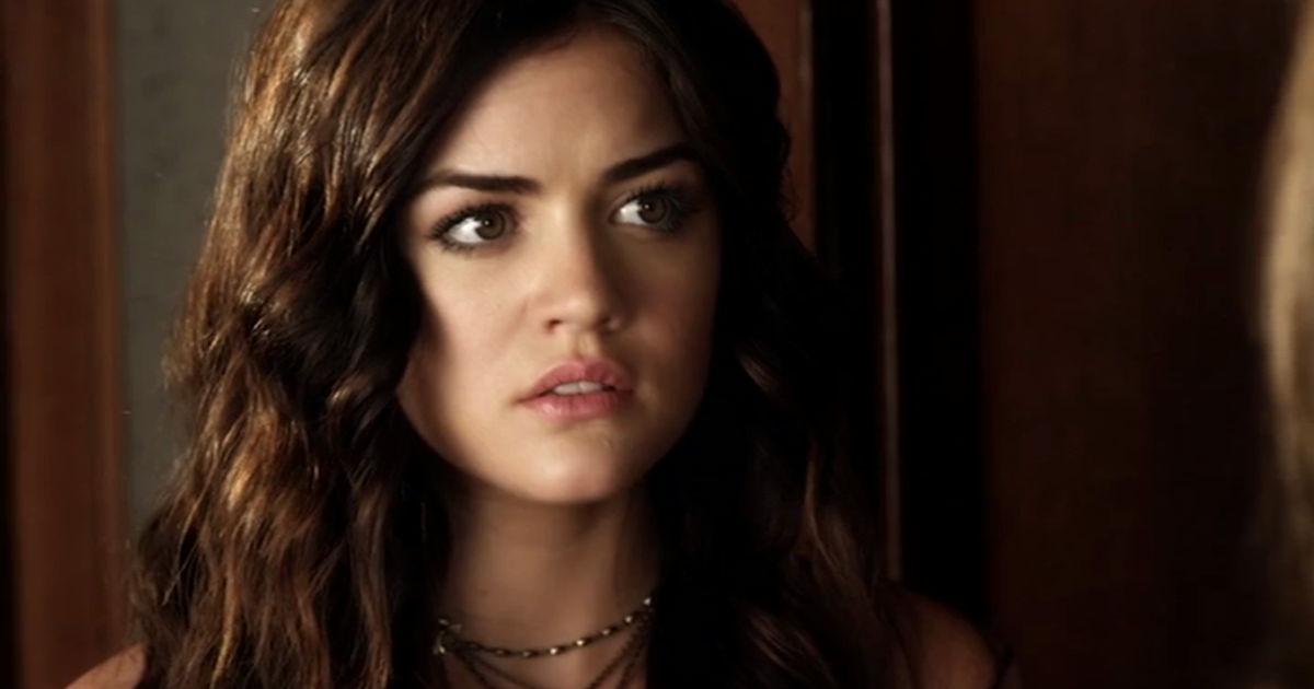 Pretty Little Liars - When 'A' Made The Liars Look Like TOTAL Bitches: Which Time Was The Worst? - 1031