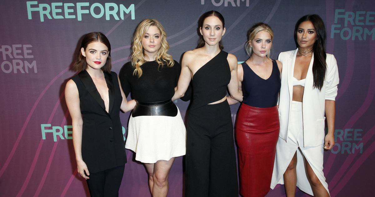 Pretty Little Liars - Submit Your Questions For Your Favorite Liars! - 1002