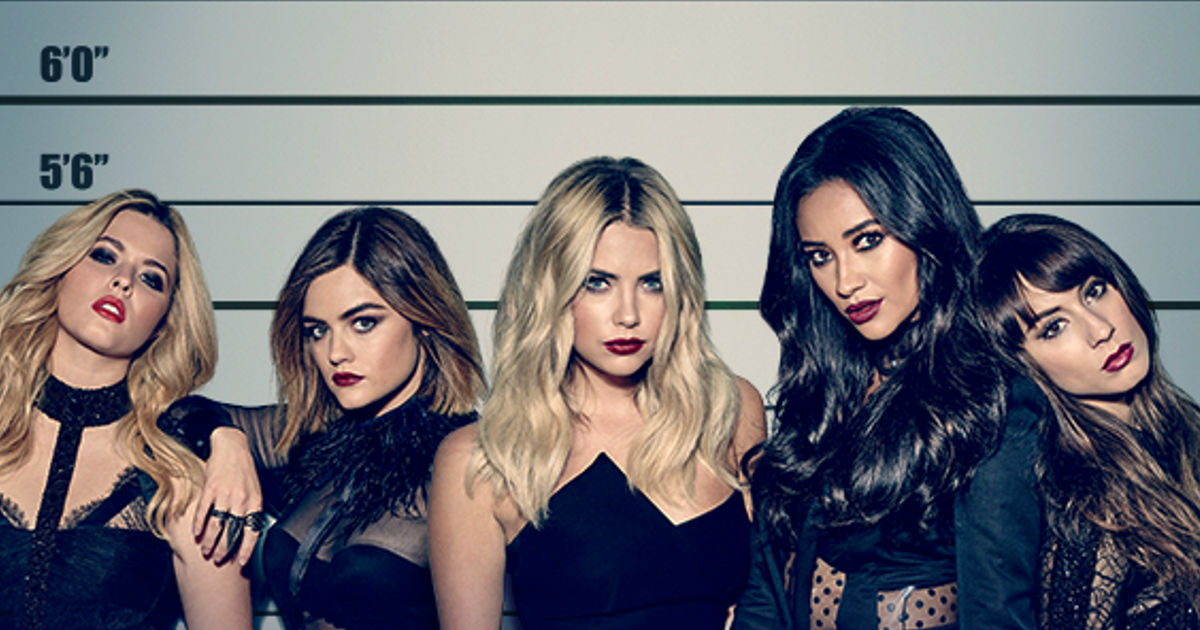 Pretty Little Liars - Submit Your Questions For Your Favorite Liars! - 1001
