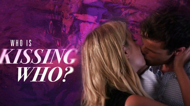 Pretty Little Liars - Insanely Hard Quiz Alert! Can You Guess Who Is Kissing Who In These Close-Ups? - Thumb