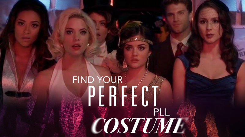 Pretty Little Liars - Which PLL Costume Should You Wear This Halloween? Take This Quiz To Find Out!  - Thumb
