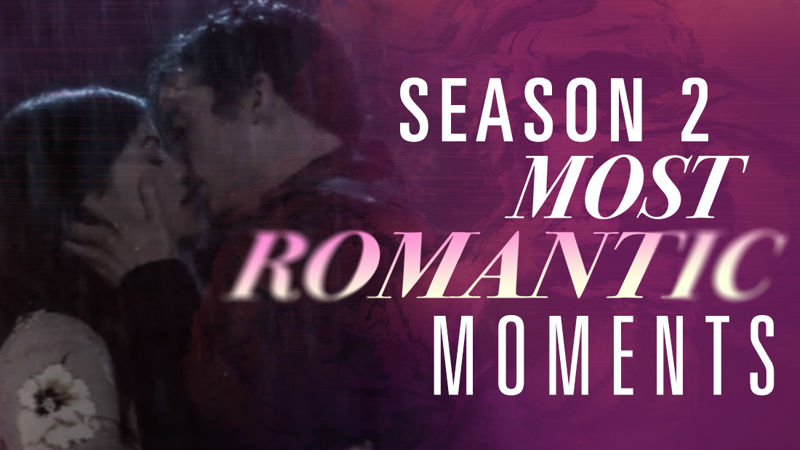 Pretty Little Liars - Flashback: Ezria Kissing In The Rain And 10 More Romantic Moments From Season 2! - Thumb