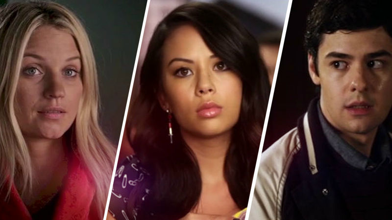 Pretty Little Liars - Ever Wondered Which Rosewood Villain You Would Be? Find Out Now! - Thumb