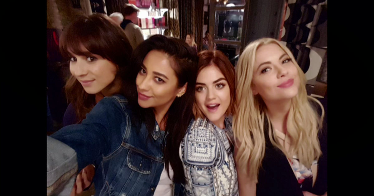Pretty Little Liars - Calling All PLL Fans! We Need Your Vote In The People's Choice Awards! - 1003