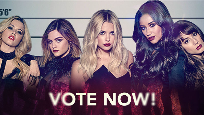 Pretty Little Liars - Calling All PLL Fans! We Need Your Vote In The People's Choice Awards! - Thumb