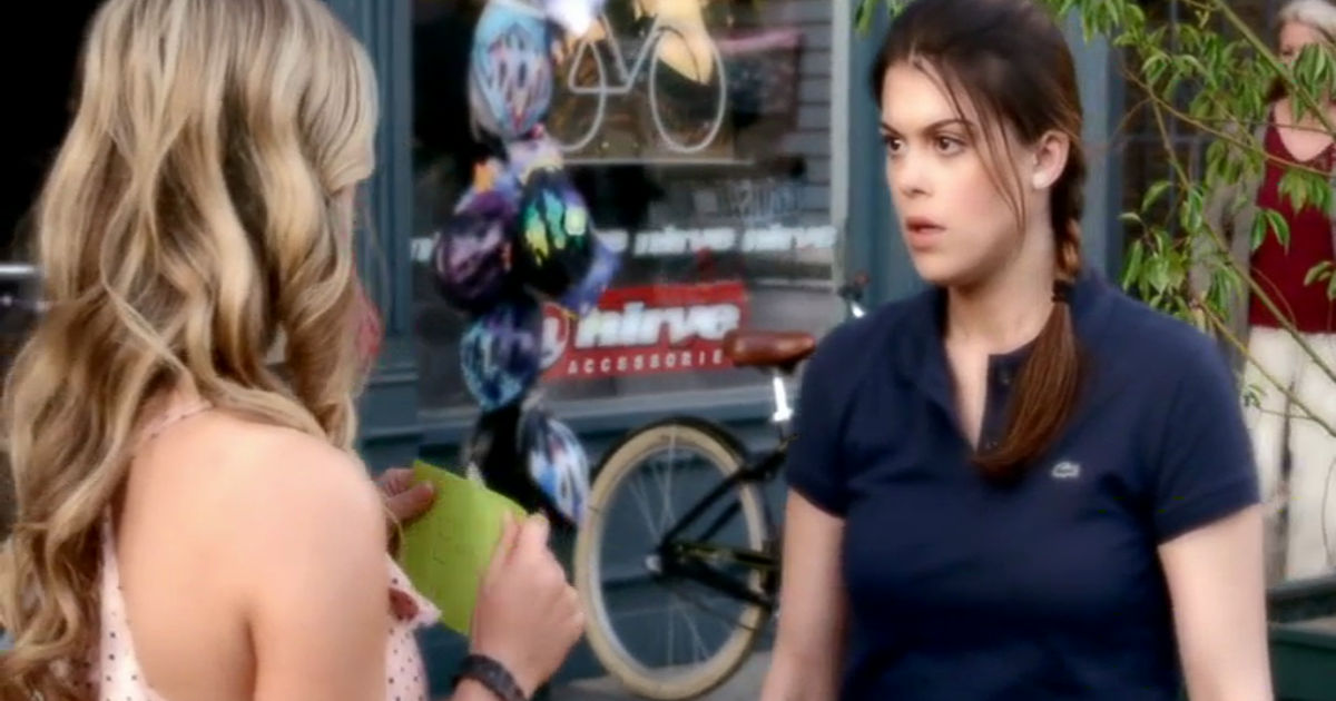 Pretty Little Liars - Could Paige Actually Be A.D.? Her Hate For Alison Goes WAY Back!  - 1006