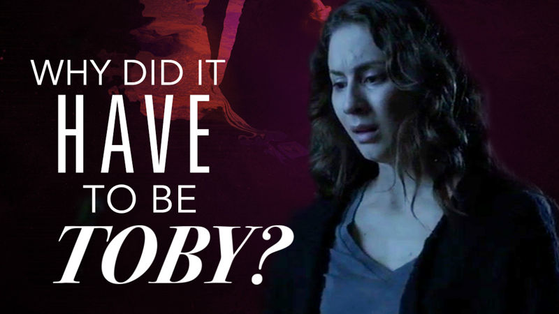 Pretty Little Liars - 10 Feelings We Shared With Spencer When We Thought Toby Had Died In Season 3! - Thumb