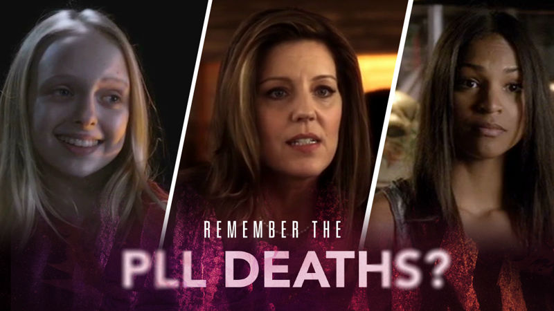 Pretty Little Liars - Can You Remember The Chilling Way That Each PLL Character Has Died So Far? - Thumb