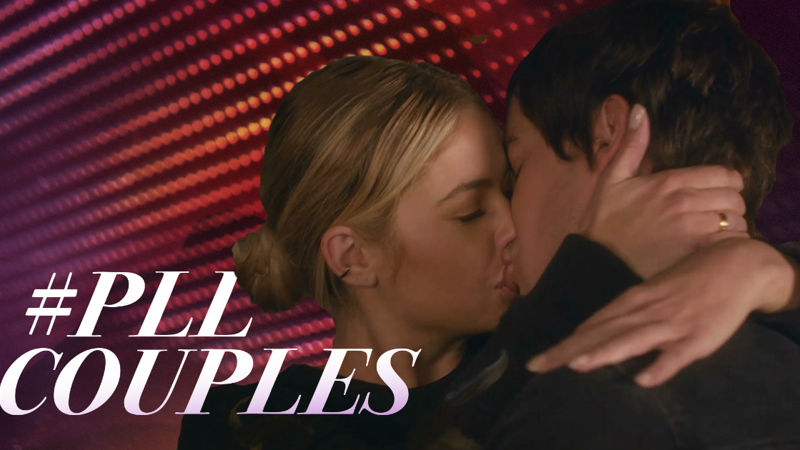 Pretty Little Liars - Quiz Time! Find Out Which PLL Couple You and Your SO Are Most Like! - Thumb