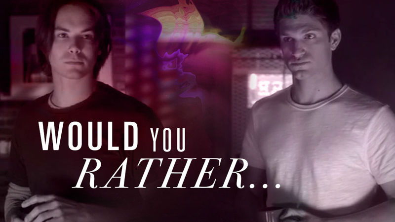 Pretty Little Liars - 10 'Would You Rather' Questions About PLL Season 4 That Are Impossible To Answer! - Thumb