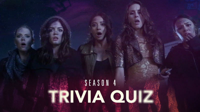 Pretty Little Liars - Put Your PLL Knowledge To The Test With Our Killer Season 4 Quiz! - Thumb