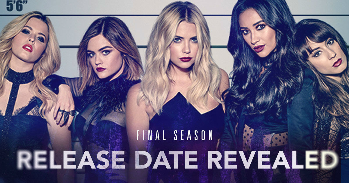 Pretty little liars return date in Perth