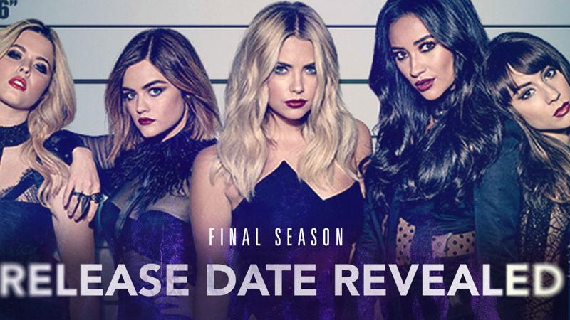 Pretty Little Liars - Pretty Little Liars Season 7 Return Date Announced for 2017! - Thumb