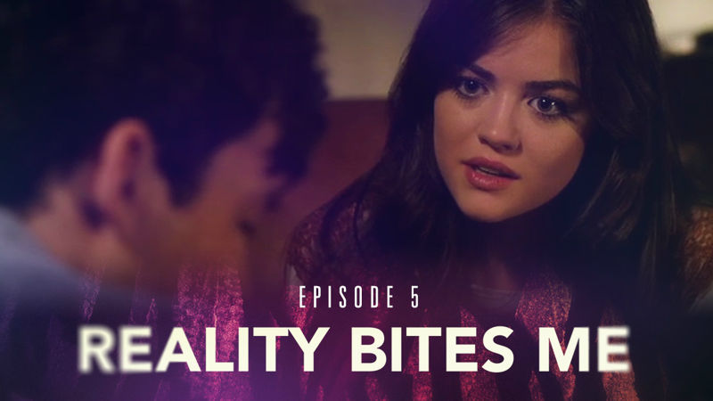 Pretty Little Liars - Check Out This Tense Ezria Moment In This Scene From Episode 5 Of PLL! - Thumb
