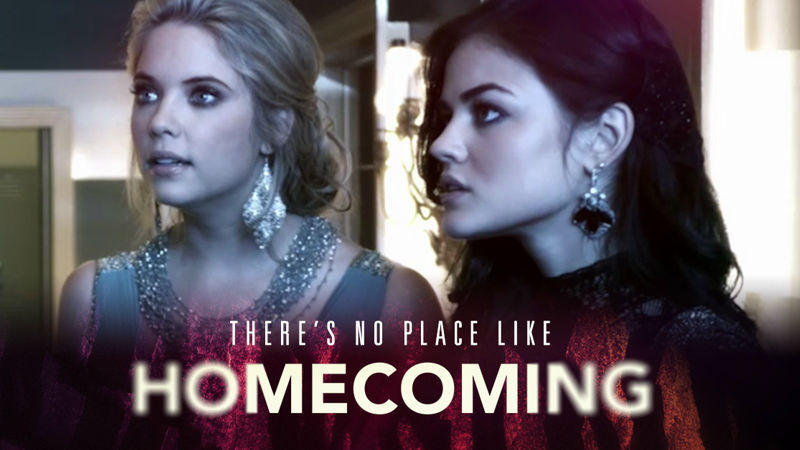 Pretty Little Liars - Who Remembers All The Drama From The Homecoming Dance? Relive It With This Video! - Thumb