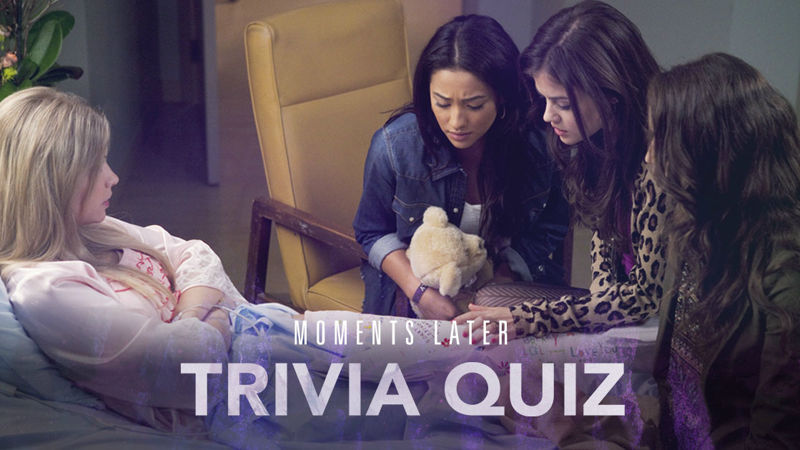 Pretty Little Liars - Is Your PLL Memory Up To Snuff? Prove It With This Official Quiz!  - Thumb