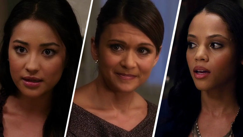 Pretty Little Liars - 7 Of The Worst Things About Introducing Your Parents To Your SO! - Thumb