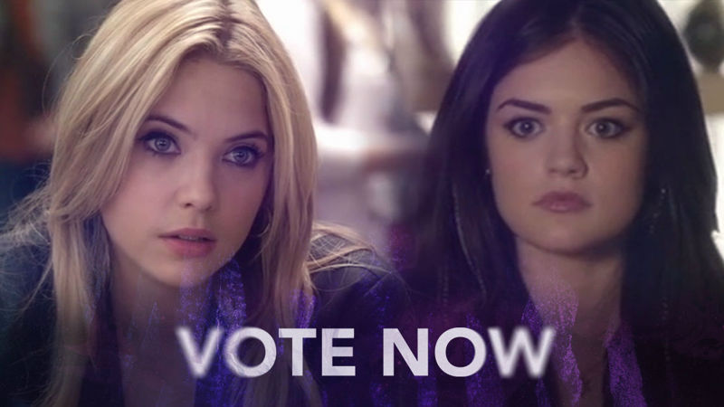 Pretty Little Liars - Which Liar Had The Best Line From Episode 25 Of PLL? Decide now! - Thumb