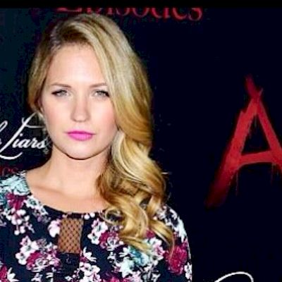 Pretty Little Liars - Vanessa Ray
