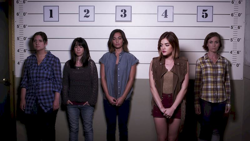 Pretty Little Liars - 7 Pretty Little Liars GIFs That Perfectly Sum Up Life - Thumb