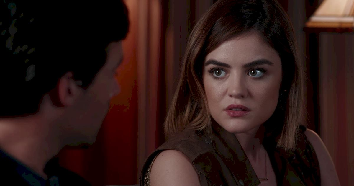 Pretty Little Liars - 19 Amazing Things We Learned From Episode 18  - 1008
