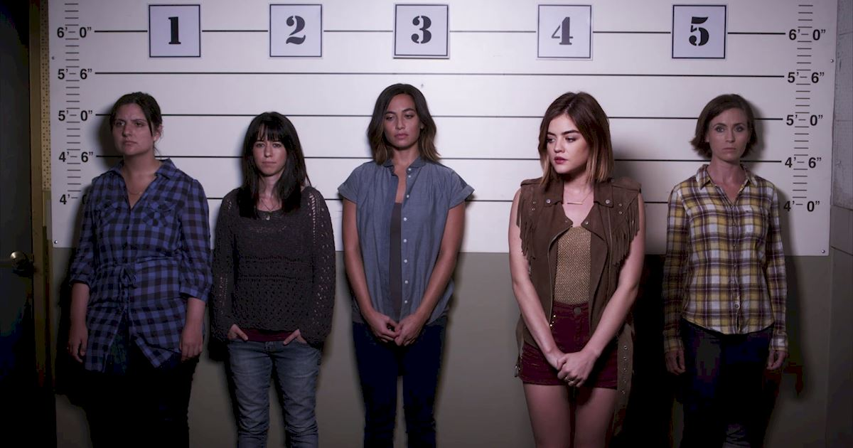 Pretty Little Liars - 19 Amazing Things We Learned From Episode 18  - 1013