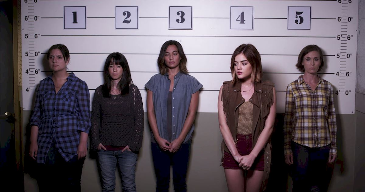 Pretty Little Liars - Your Official Recap for Episode 18: Burn This - 1008