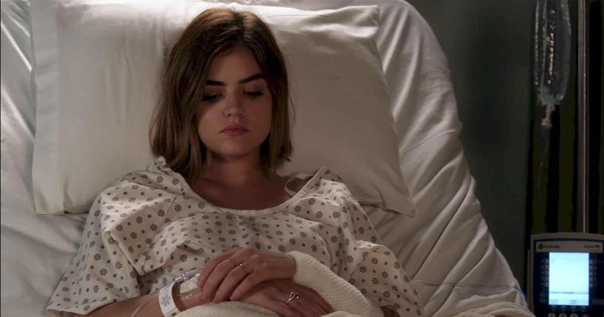 Pretty Little Liars - Your Official Recap for Episode 18: Burn This - 1012