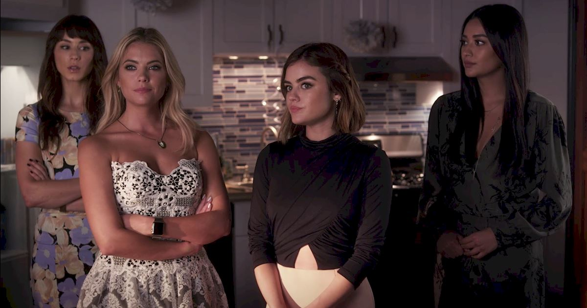 Pretty Little Liars - Your Official Recap for Episode 18: Burn This - 1010