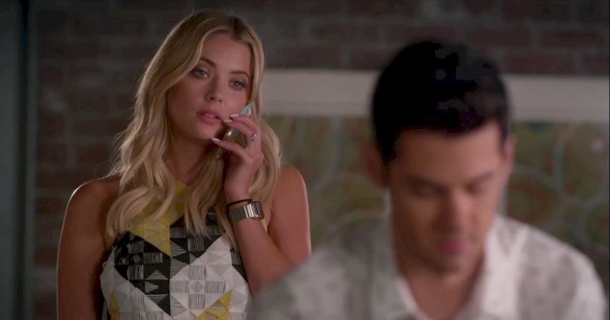 Pretty Little Liars - Exclusive Episode 19 Sneak Peek: Are Hanna And Jordan In Trouble? - 1004