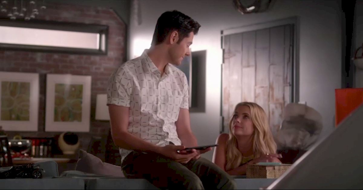 Pretty Little Liars - Exclusive Episode 19 Sneak Peek: Are Hanna And Jordan In Trouble? - 1006