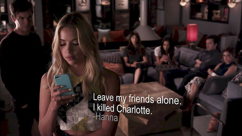 Pretty Little Liars - Your Official Recap For Episode 19: Did You Miss Me? - Thumb