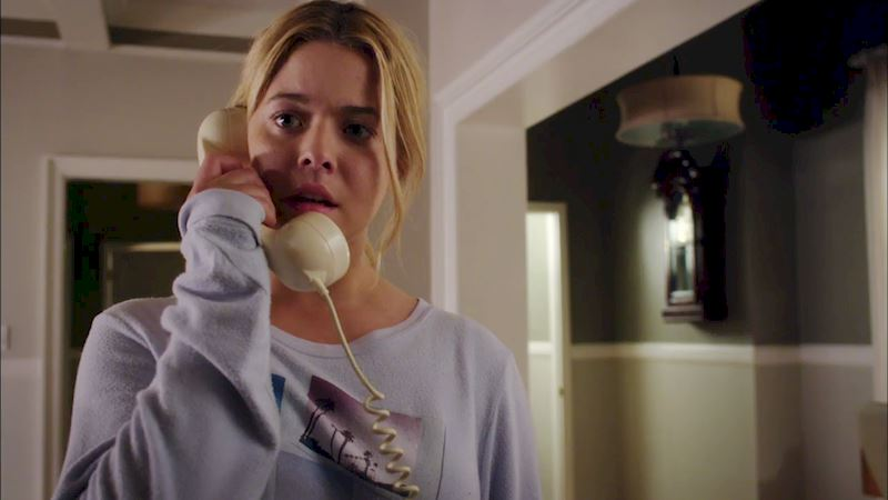 Pretty Little Liars - So We Just Saw The PLL Finale Promo And It Looks Absolutely Terrifying! - Thumb