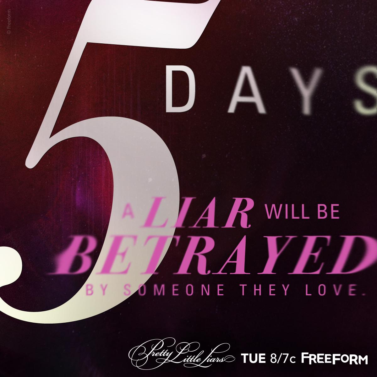 Pretty Little Liars - Here's What We Know Will Happen In The Pretty Little Liars Season 6 Finale! - 1004